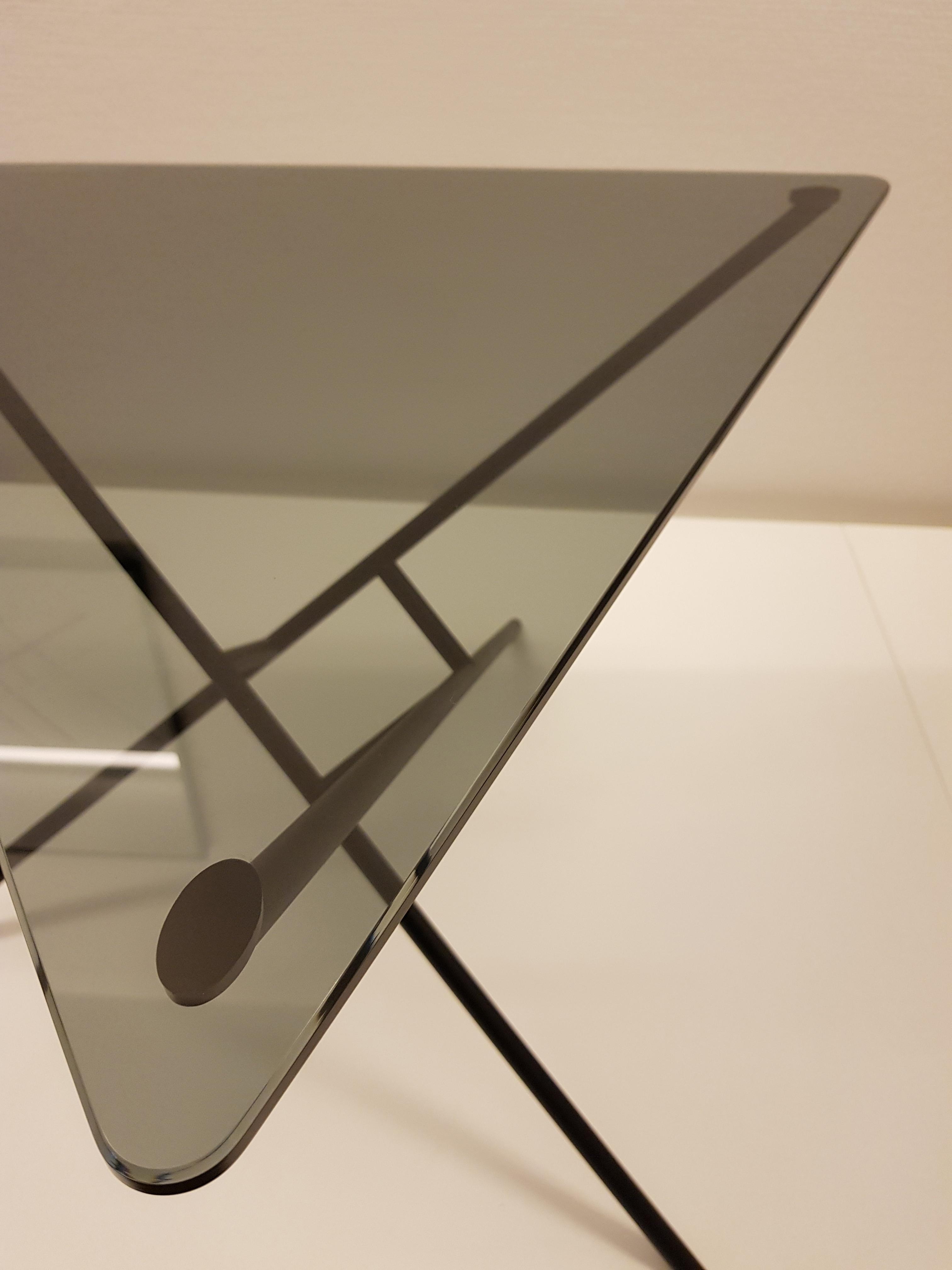 Projekte Dreieckige Platte Nahaufnahme
